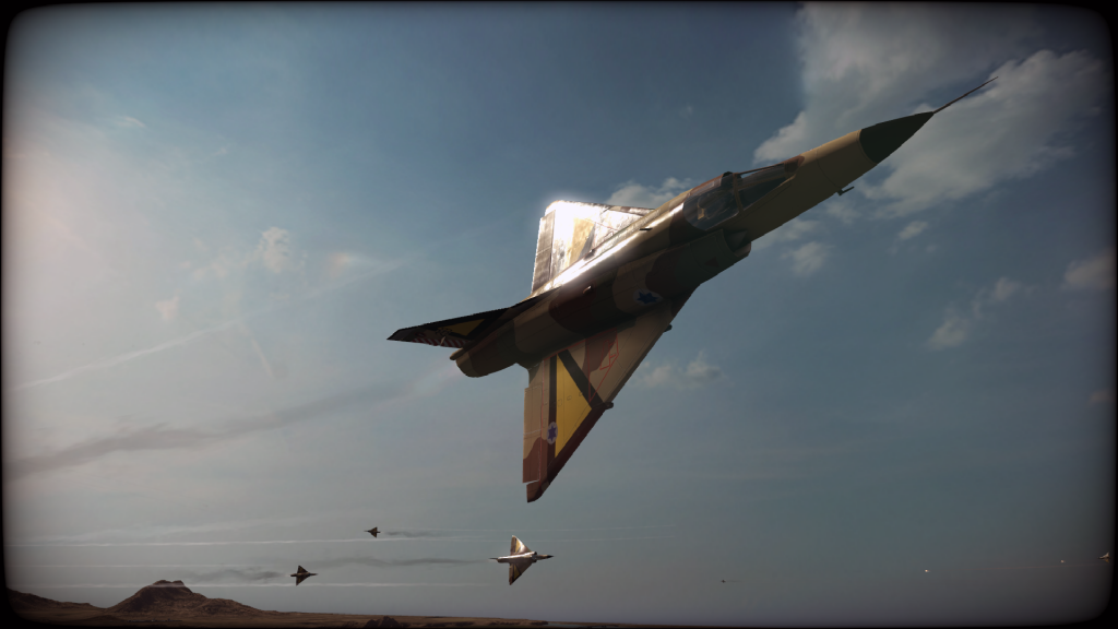 Wargame: Red Dragon - Nation Pack: Israel - plane