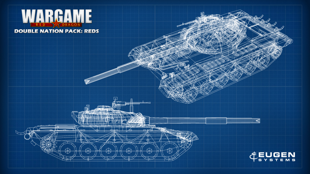 Wargame: Red Dragon - Double Nation Pack: Reds - M84A