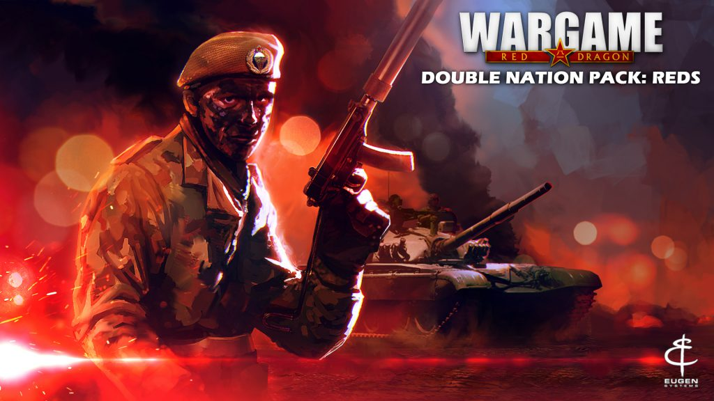 Wargame: Red Dragon - Double Nation Pack: REDS - Yugoslavia