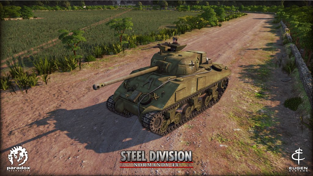 Steel Division Normandy 44 Firefly Tank Three-Phase
