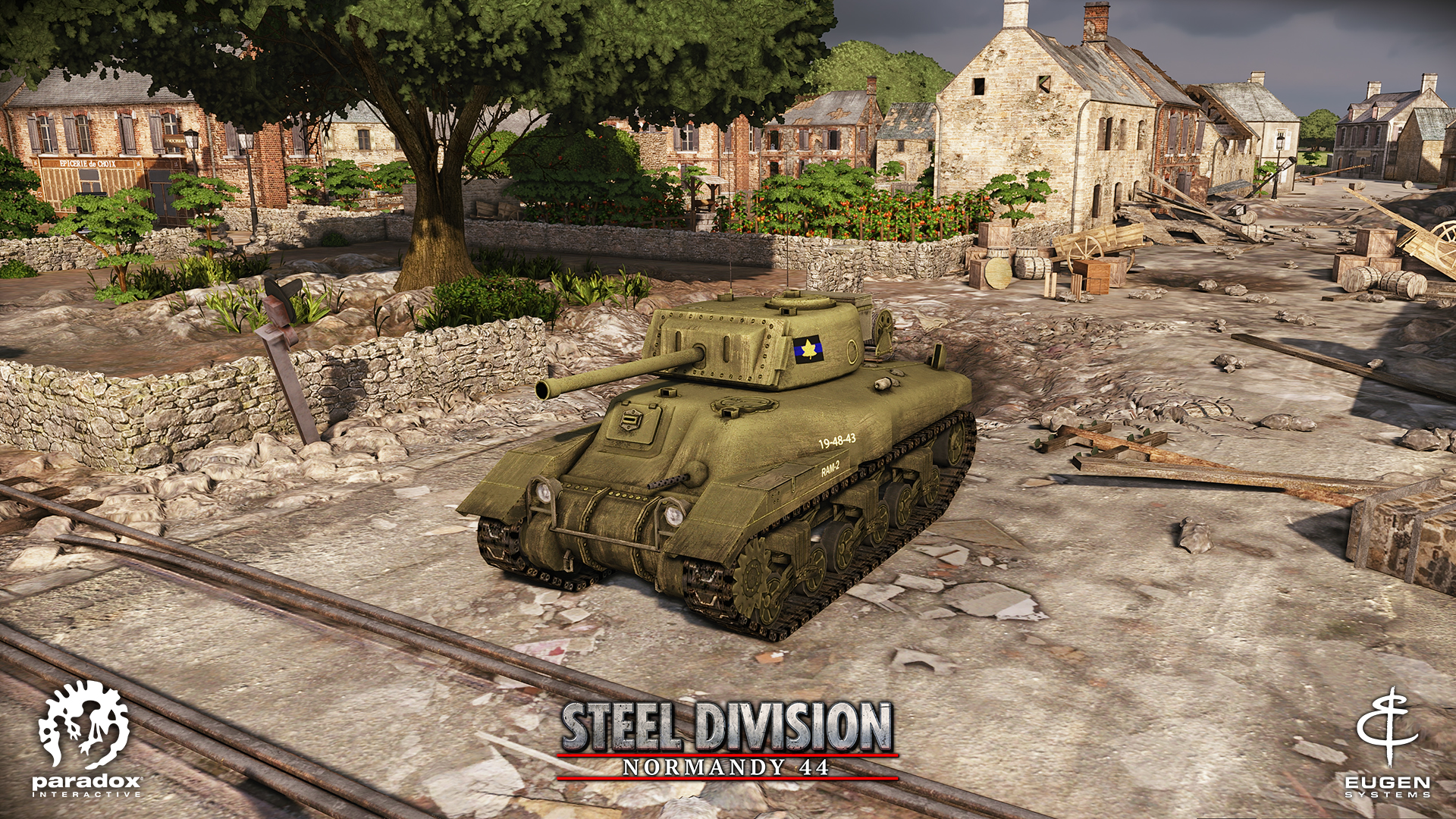 Steel Division Normandy 44 3rd Canadian