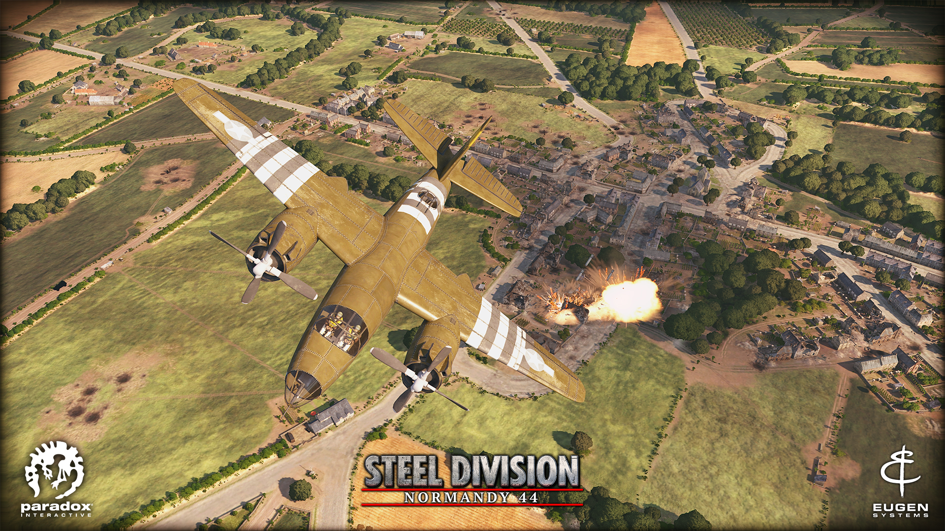 Steel Division Normandy 44 101st Airborne