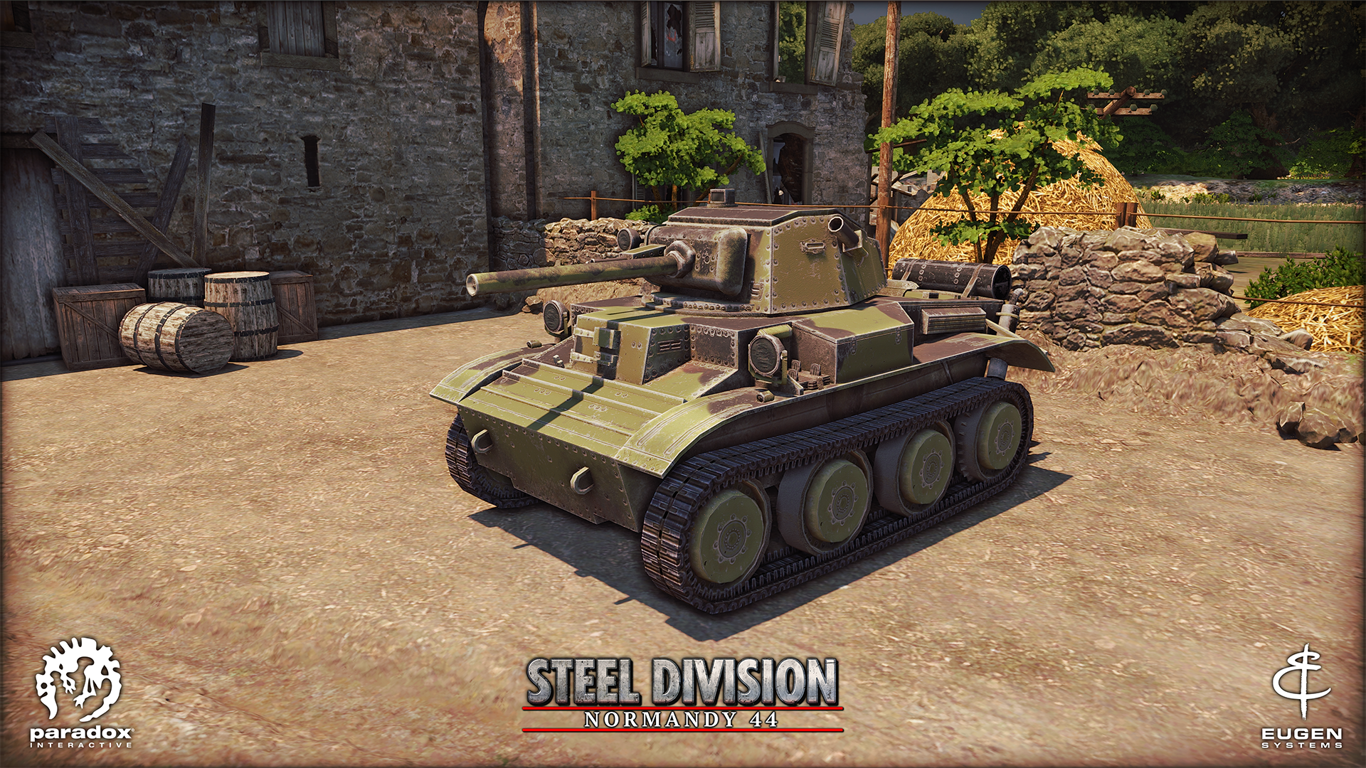 Steel Division: Normandy 44 - 6th Airborne Division