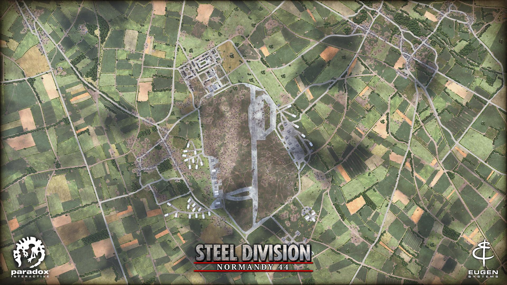 Steel Division: Normandy 44 Beta Udpate Carpiquet