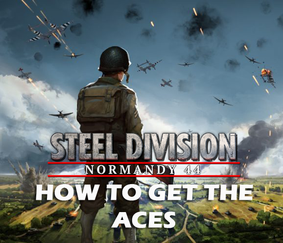 Eugen Systems RTS Game Steel Division Normandy 44 blog background aces