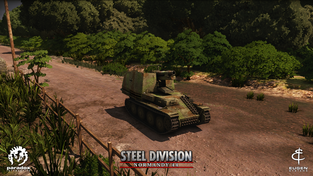 17. SS Steel Division Normandy: 44