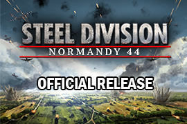 Steel Division: Normandy 44 is out!