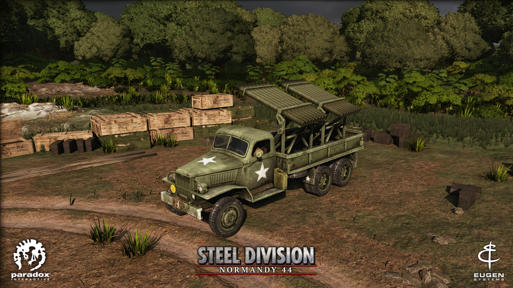 2nd US Infantry Steel Division Normandy 44