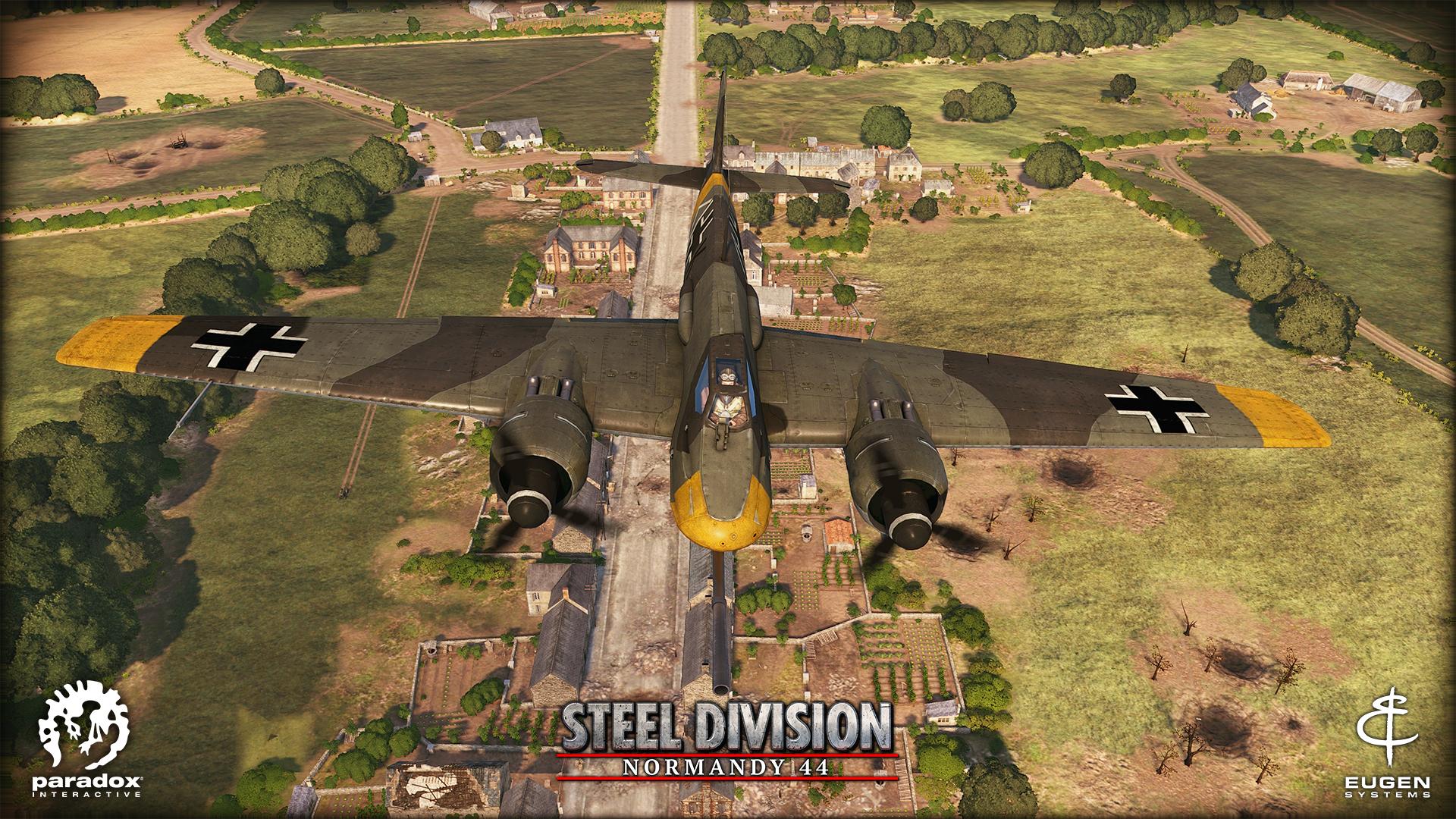 Steel Division Normandy 44 91 Luftlande