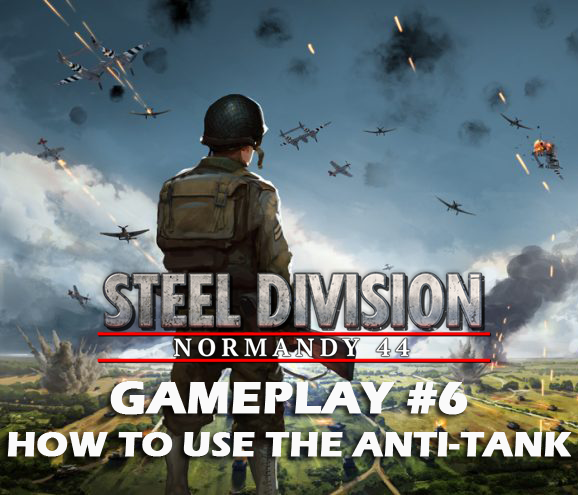 Eugen Systems RTS Game Steel Division Normandy 44 blog background Gameplay 6