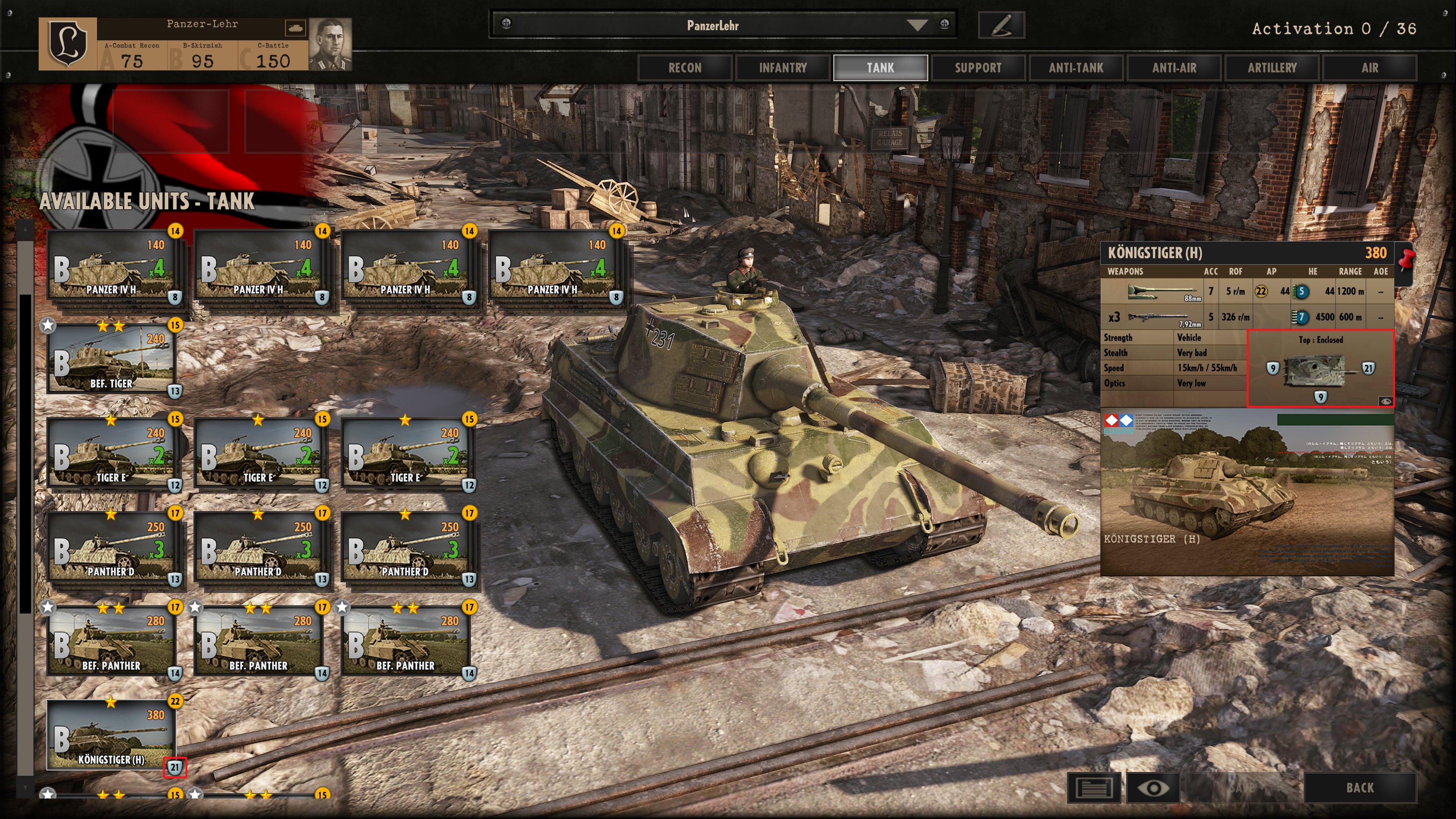 Steel Division: Normandy 44 - How to play with Anti-Tank units