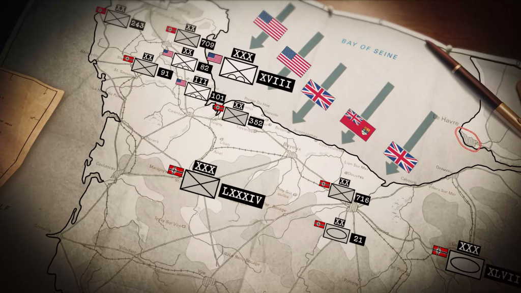Steel Division: Normandy 44 Briefing