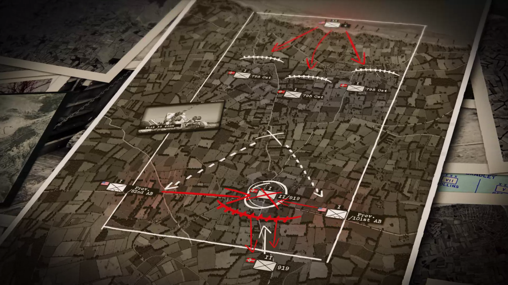 Steel Division: Normandy 44 briefing Campaign