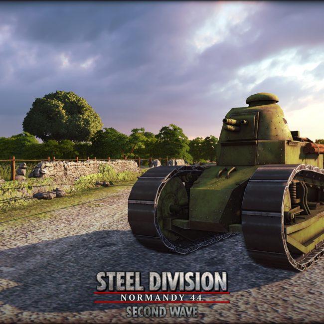 Steel Division: Normandy 44 - Second Wave - Luftwaffen