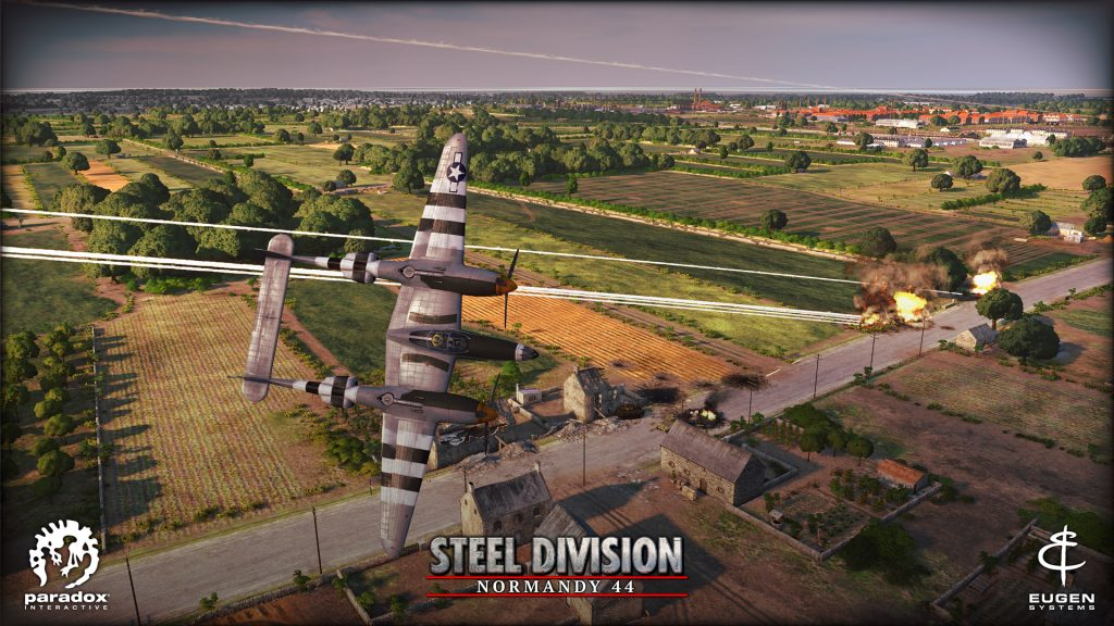 Steel Division Normandy 44 Attack Defense Colombelles