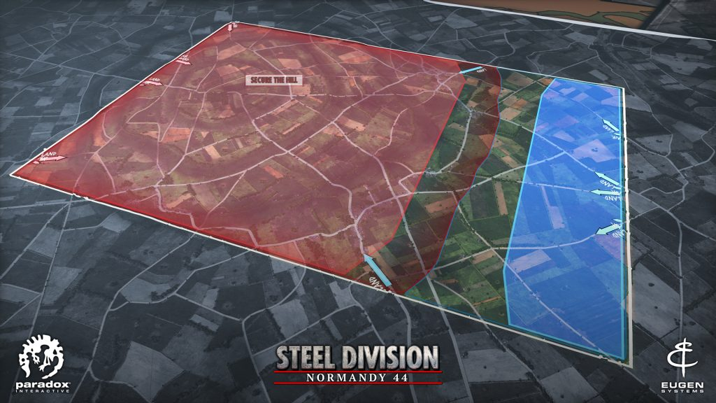 Steel Division: Normandy 44 Attack/Defense