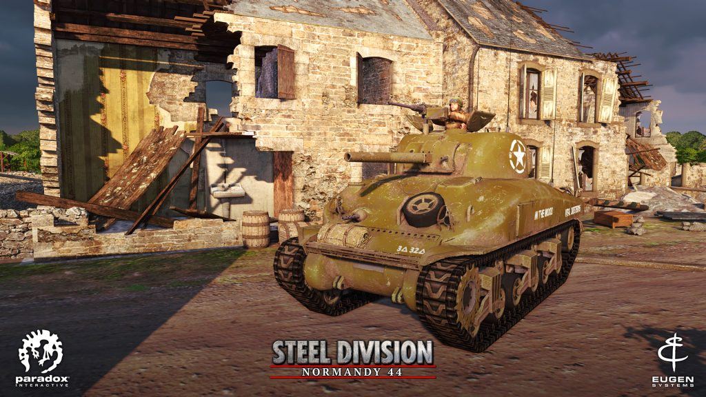Steel Division Normandy 44 Wardaddy