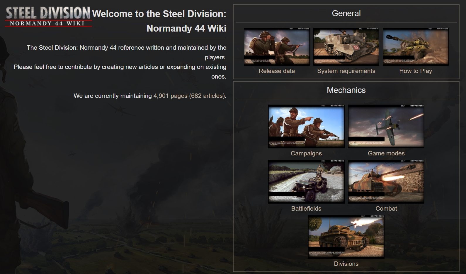 Steel Division: Normandy 44 Wiki