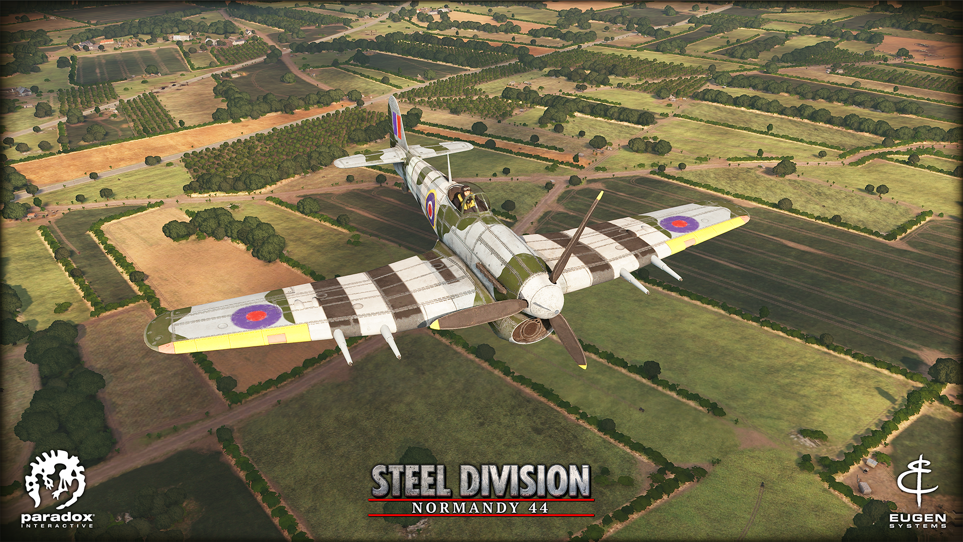 Steel Division: Normandy 44 6th Airborne Typhoon