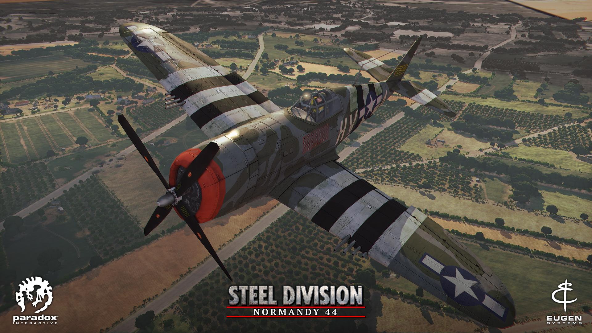 Steel Division: Normandy 44 - Gabreski Ace