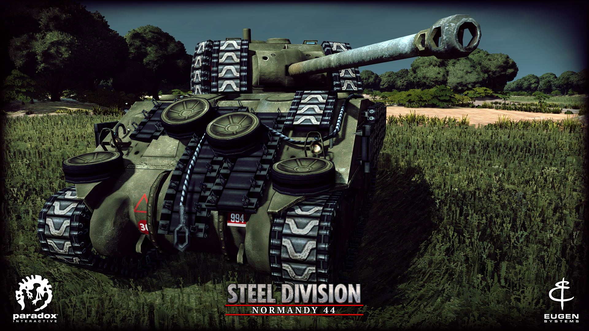 Steel Division: Normandy 44 Harris Ace