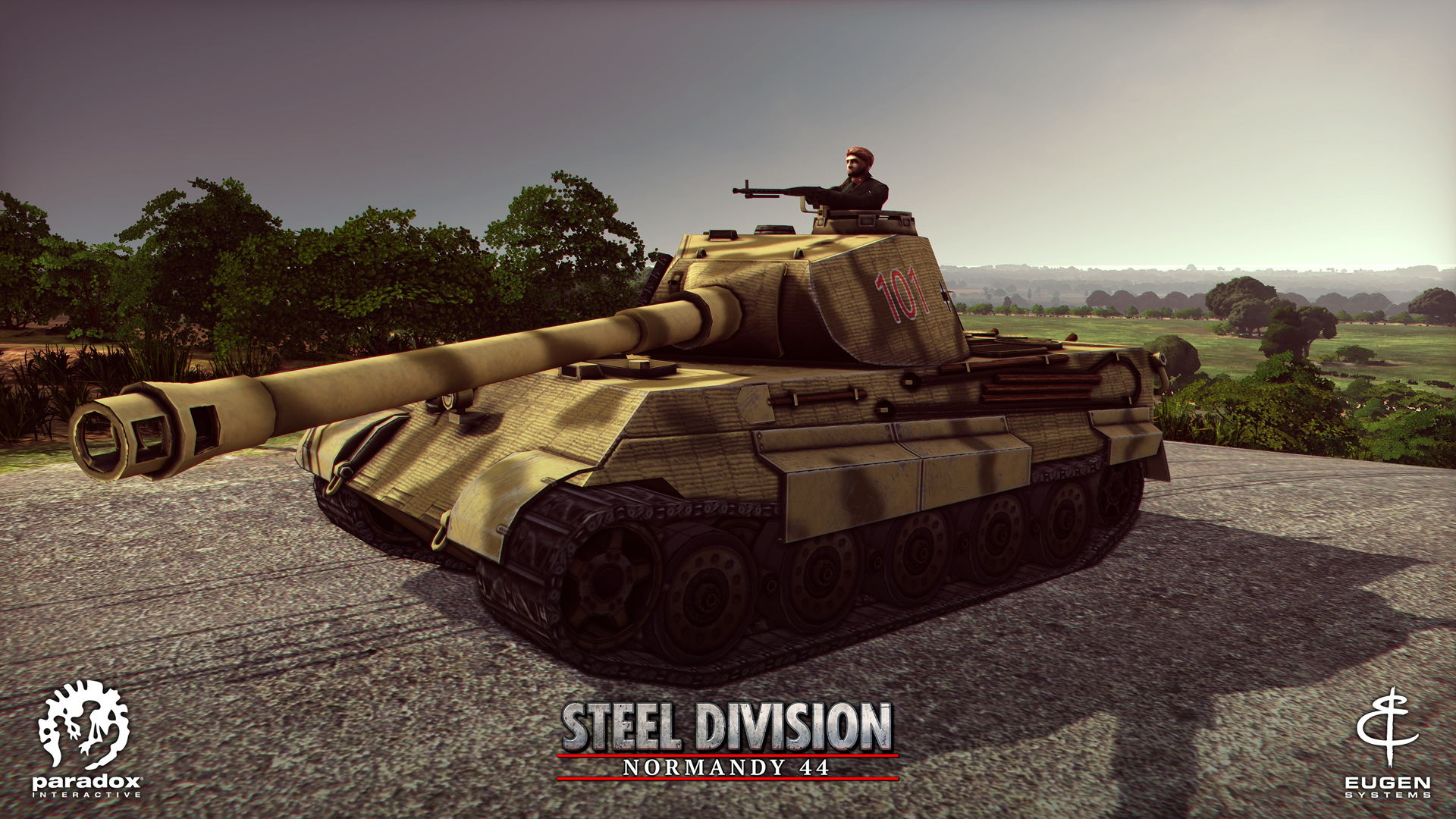 Steel Division: Normandy 44 Knispel Ace
