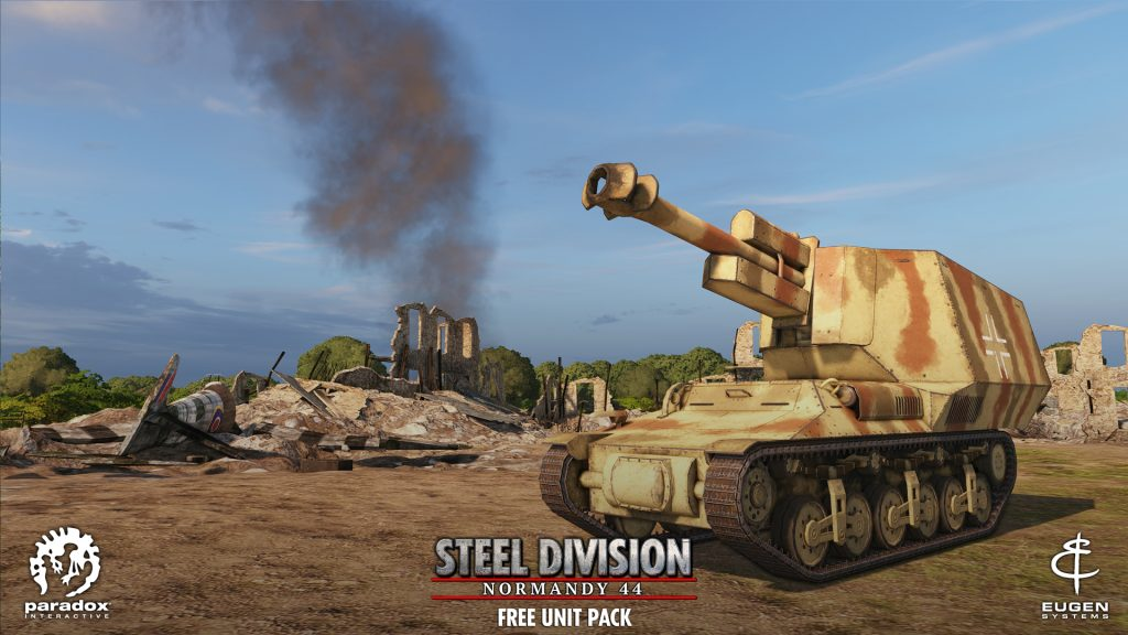 Steel Division: Normandy 44 - Free Unit Pack - Lorraine