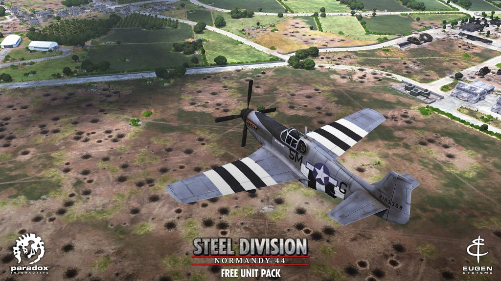 Steel Division: Normandy 44 - Free Unit Pack