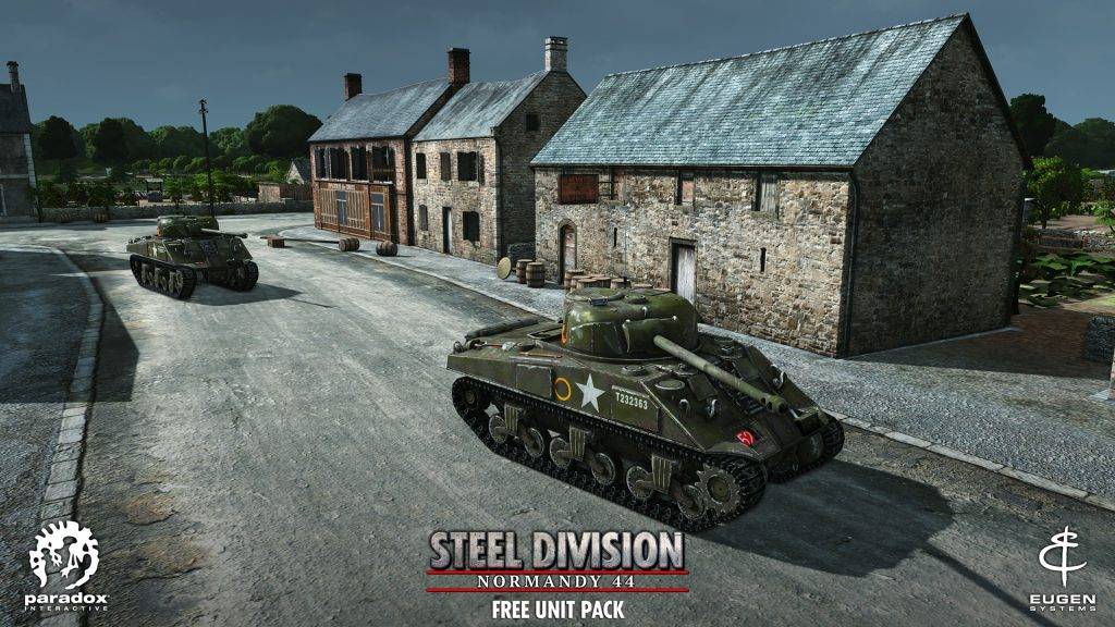 Steel Division: Normandy 44 - Free Unit Pack - Firefly 1C