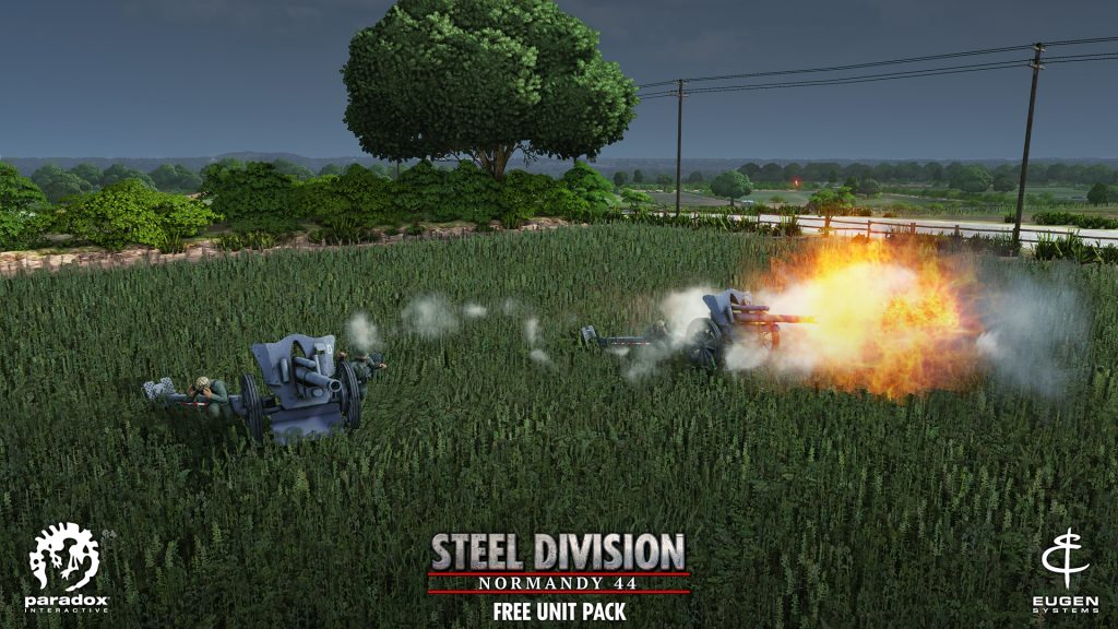 Steel Division: Normandy 44 - Free Unit Pack - 18M