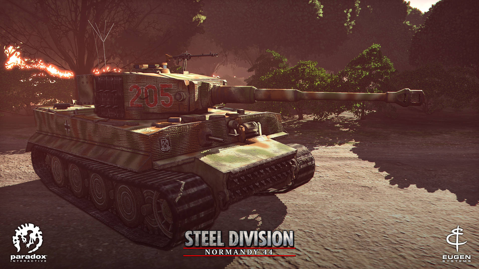 Steel Division: Normandy 44 - Wittman Ace