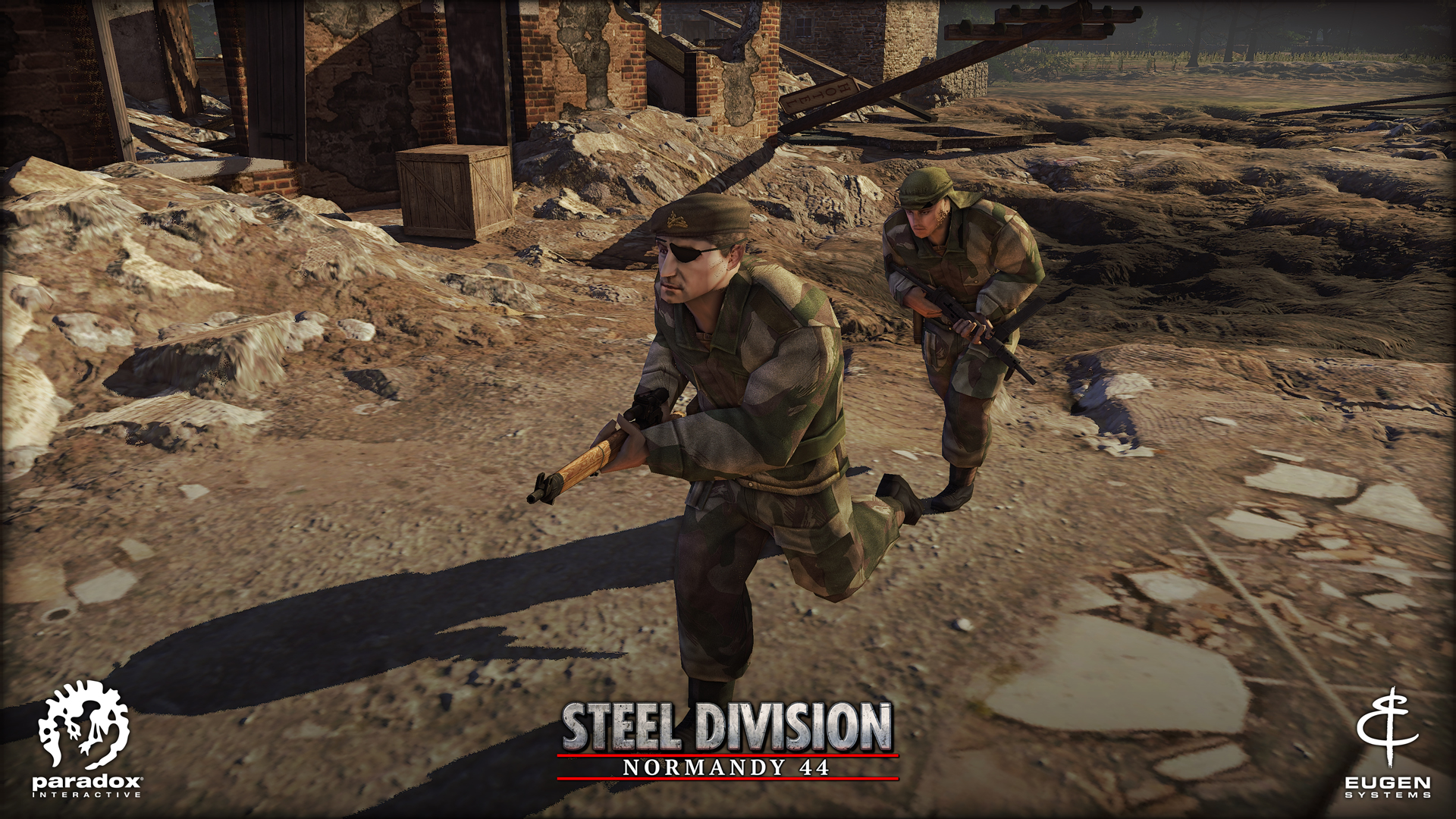 Steel Division: Normandy 44 Leo Major Ace