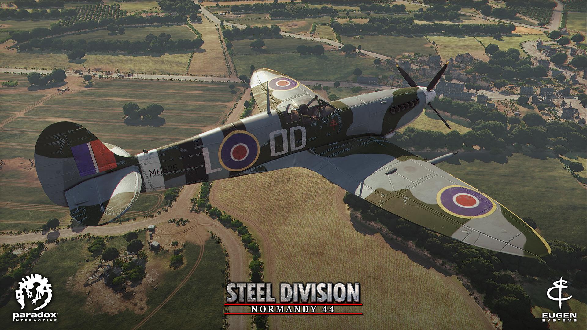 Clostermann's Spitfire