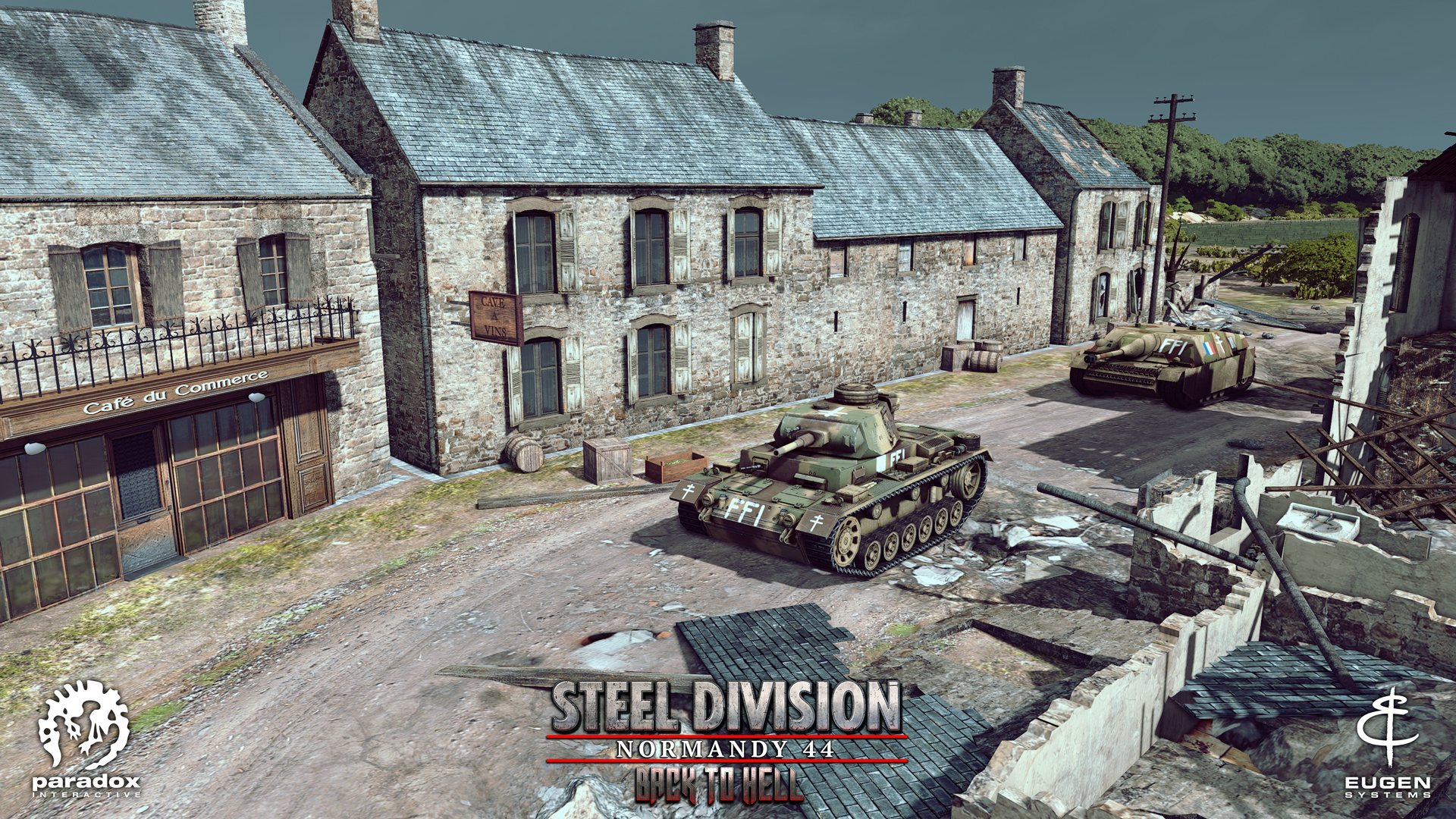 Steel_Division_Normandy_44_Back_Into_Hell_FFI_Panzer_01