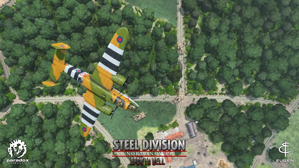 Steel Division: Normandy 44 - Back to Hell - Mitchell II