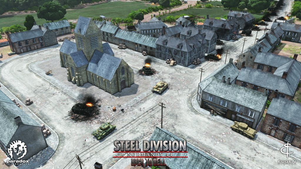 Steel Division: Normandy 44 - Back to Hell - Cromwell
