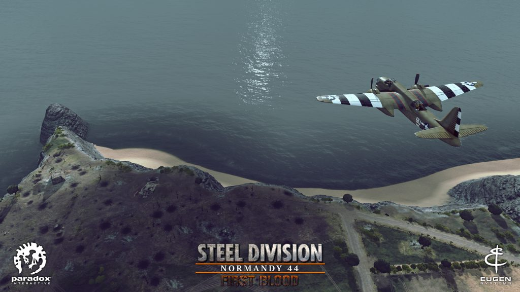 Steel_Division_Normandy_44_First_Blood_A-20C