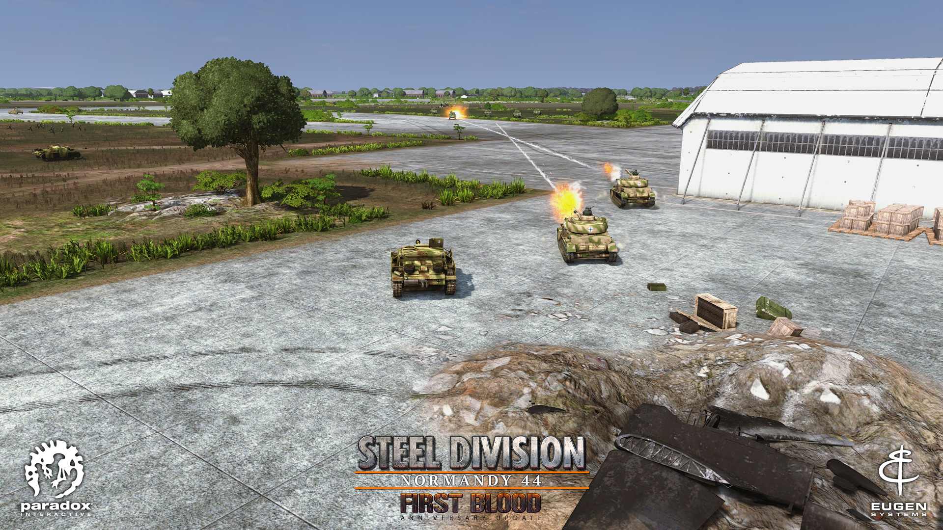 Steel_Division_Normandy_44_First_Blood_LSSAH_showcase
