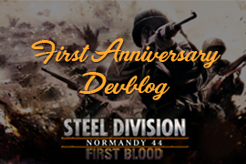 Steel Division's First Anniversary