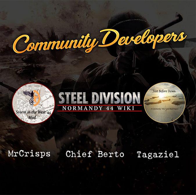 Steel Division First Blood Dev Mods Wiki Blog Background