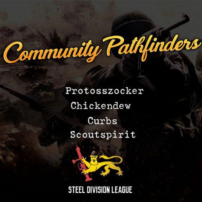KEYART First Blood Pathfinders League Blog Background