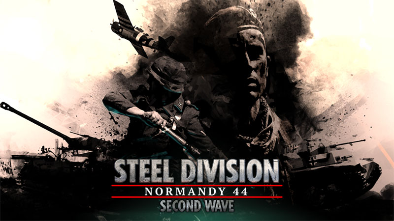 Eugen Systems RTS Steel Division Normandy 44 DLC Second Wave Game Purchase Thumbnail