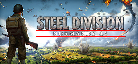Eugen Systems RTS Steel Division Normandy 44 Game Purchase Thumbnail