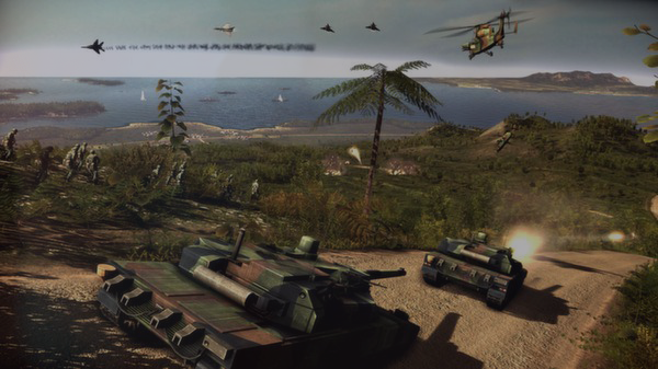 Eugen Systems RTS Wargame Red Dragon Game Key Art Netherlands Nation Pack Thumbnail Purchase