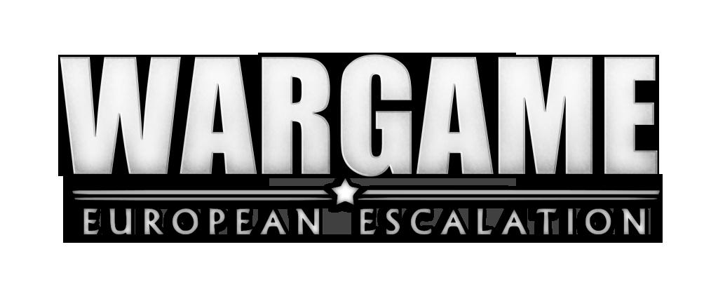 Eugen Systems RTS Wargame European Escalation Game Presentation Logo