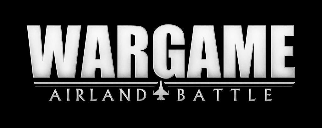 Eugen Systems RTS Wargame Airland Battle Game Presentation Logo