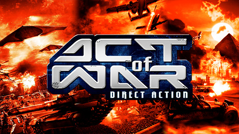 Act of War: Direct Action RTS