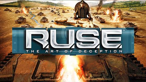 R.U.S.E. WW2 RTS
