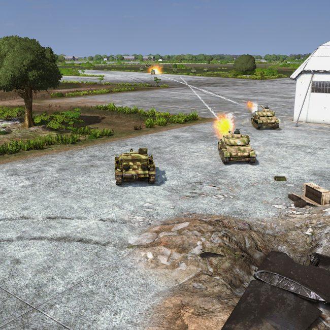Steel Division Panzer Blog Background