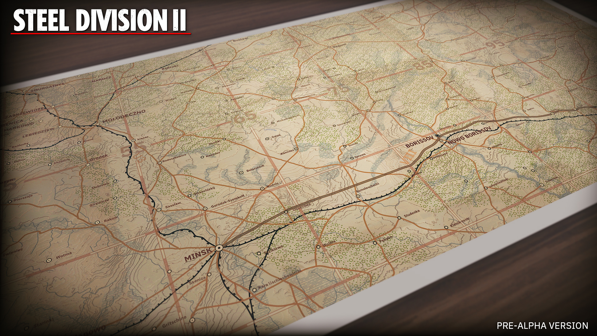 Steel Division 2 - WWII Real-Time Strategy Game